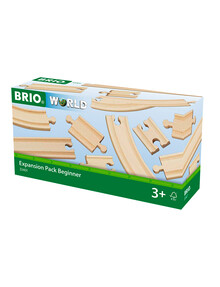 BRIO Tracks - Expansion Pack Beginner, 11-pieces product photo