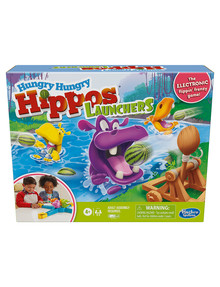 Hasbro Games Hungry Hungry Hippos Launchers product photo