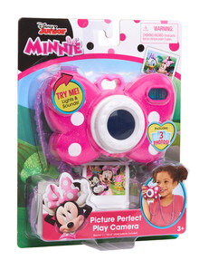 Minnie Picture Perfect Play Camera product photo