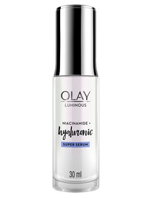 Oil Of Olay Luminous Niacinamide + Hyaluronic Super Serum, 30ml product photo
