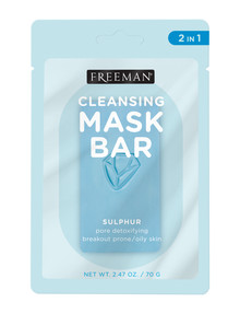 Freeman Cleansing Mask Bar, Pore Cleansing, Sulphur, 70g product photo