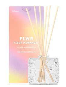 The Aromatherapy Co. FLWR Diffuser, 90ml, Fleur D'Oranger product photo