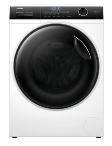 Haier 9kg Front Load Washing Machine, White, HWF95AN1 product photo