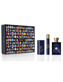 Versace Dylan Blue Pour Homme Christmas Set 100ml product photo