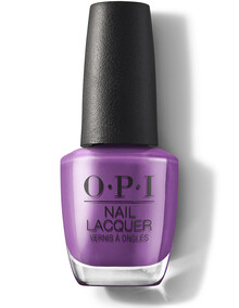 OPI Downtown LA Nail Lacquer, Violet Visionary product photo