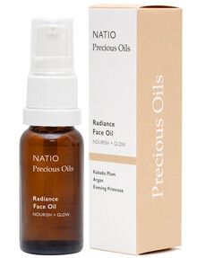 Natio Radiance Face Oil, 15ml product photo