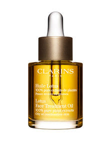 Clarins Lotus Face Treatment Oil 30ml product photo