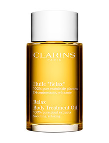 "Clarins ""Relax"" Body Treatment Oil, 100ml product photo"