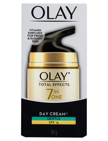 Oil Of Olay Total Effects Creme Gentle UV, 50g product photo