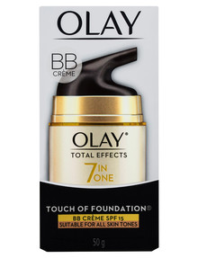 Oil Of Olay Total Effects Touch of Foundation SPF 15, 50g product photo