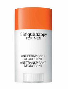 Clinique Happy For Men Anti-Perspirant Deodorant Stick, 75g product photo