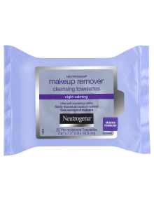 Neutrogena Night Calming Wipes, 25-Pack product photo