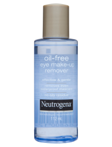 Neutrogena Oil-Free Eye Make-Up Remover, 112ml product photo