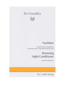 Dr Hauschka Renewing Night Conditioner, 50 ampoule product photo