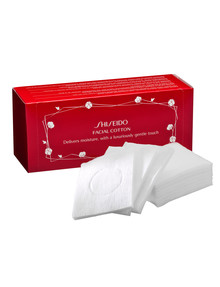 Shiseido Facial Cotton, 60 Pieces product photo