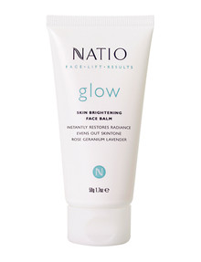 Natio Aromatherapy Skin Brightening Face Balm product photo