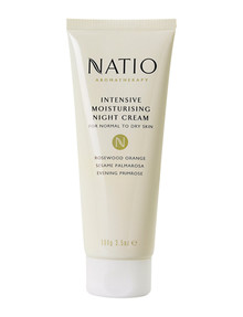 Natio Aromatherapy Intensive Moisturising Night Cream, 100g product photo