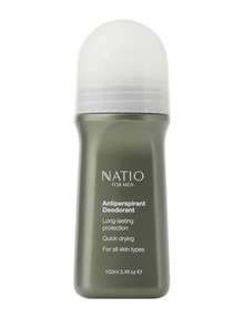 Natio Men's Roll-On Deodorant product photo