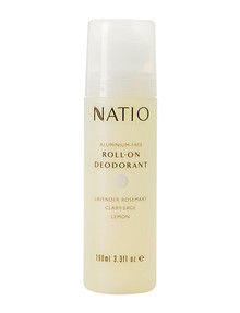 Natio Aromatherapy Aluminium Free Roll On Deodorant product photo